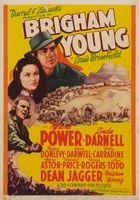Brigham Young movie poster (1940) picture MOV_206a9b53