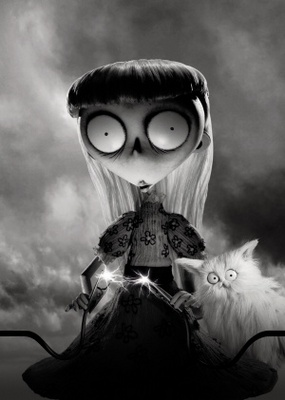 Frankenweenie movie poster (2012) poster MOV_206c6a54