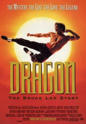 Dragon movie poster (1993) poster MOV_2078830c