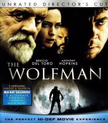 The Wolfman movie poster (2010) poster MOV_20808173