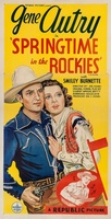 Springtime in the Rockies movie poster (1937) picture MOV_2080ccc7