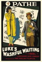 Luke's Washful Waiting movie poster (1916) picture MOV_20871b6c