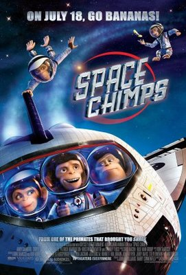 Space Chimps movie poster (2008) poster MOV_208b2460