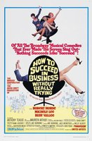 How to Succeed in Business Without Really Trying movie poster (1967) picture MOV_20901624