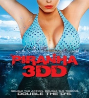 Piranha 3DD movie poster (2012) picture MOV_20947c52