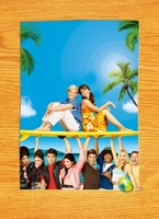 Teen Beach Musical movie poster (2013) picture MOV_209b809d