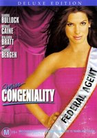 Miss Congeniality movie poster (2000) picture MOV_209d96b9