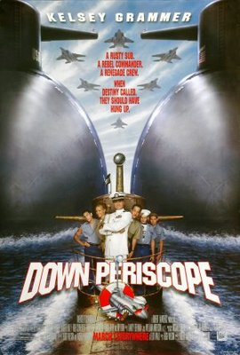 Down Periscope movie poster (1996) poster MOV_20a8de92