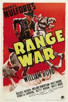 Range War movie poster (1939) picture MOV_20a90ff1