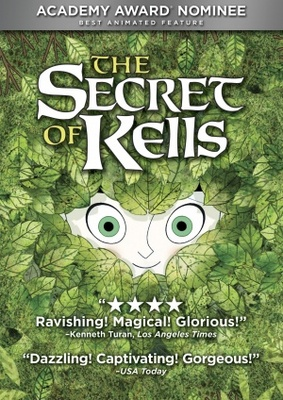 The Secret of Kells movie poster (2009) poster MOV_20ab17c2