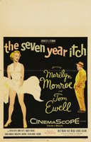 The Seven Year Itch movie poster (1955) picture MOV_20b2d260