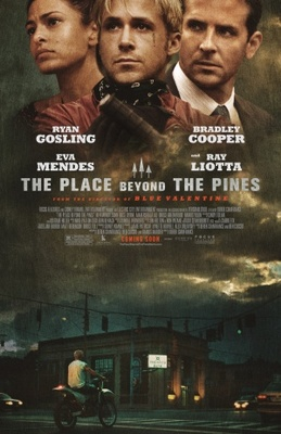 The Place Beyond the Pines movie poster (2012) poster MOV_20b5e866