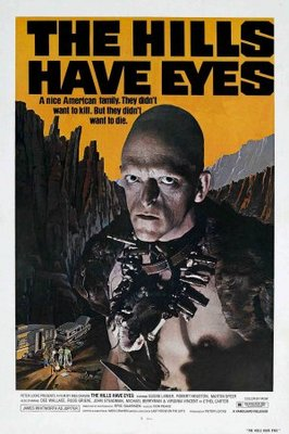 The Hills Have Eyes movie poster (1977) poster MOV_20ba30b8