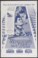 Strangers on a Train movie poster (1951) picture MOV_20bb1900