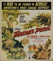 Tarzan's Peril movie poster (1951) picture MOV_20bcec21