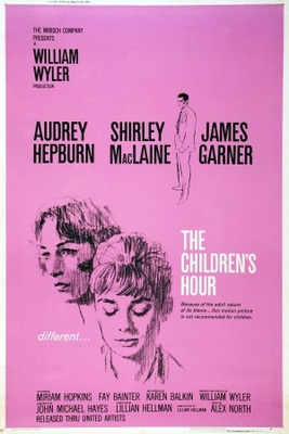 The Children's Hour movie poster (1961) poster MOV_20bd110b