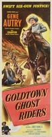 Goldtown Ghost Riders movie poster (1953) picture MOV_20c1af75