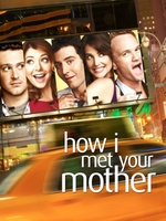 How I Met Your Mother movie poster (2005) picture MOV_20c54dff
