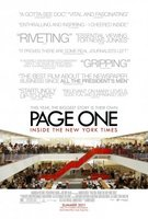 Page One: A Year Inside the New York Times movie poster (2011) picture MOV_20cca409