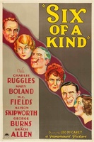 Six of a Kind movie poster (1934) picture MOV_20ccb56e