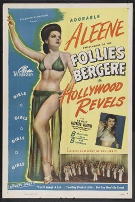 Hollywood Revels movie poster (1946) poster MOV_20d14233