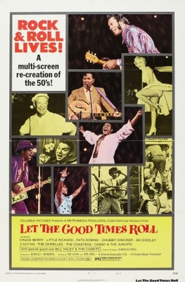 Let the Good Times Roll movie poster (1973) poster MOV_20d45fda