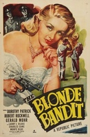 The Blonde Bandit movie poster (1950) picture MOV_20d6135e