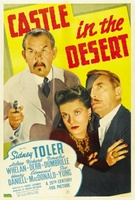 Castle in the Desert movie poster (1942) picture MOV_20dd4094