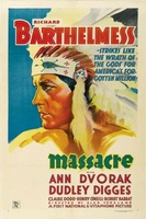 Massacre movie poster (1934) picture MOV_20e6444c