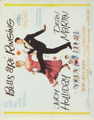 Bells Are Ringing movie poster (1960) poster MOV_20e7407b