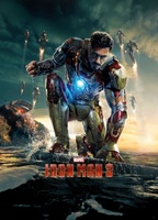 Iron Man 3 movie poster (2013) picture MOV_20eab248