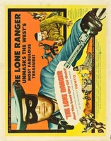 The Lone Ranger and the Lost City of Gold movie poster (1958) picture MOV_20f1d852