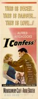 I Confess movie poster (1953) picture MOV_20f30b0a