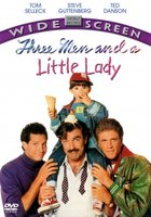 3 Men and a Little Lady movie poster (1990) picture MOV_20f31f8b