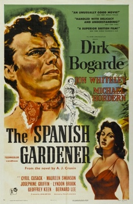 The Spanish Gardener movie poster (1956) poster MOV_20f914d7