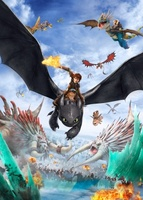How to Train Your Dragon 2 movie poster (2014) picture MOV_20fa408d