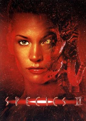 Species II movie poster (1998) poster MOV_21055380