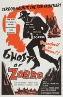 Ghost of Zorro movie poster (1959) picture MOV_210acd2d
