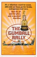 The Gumball Rally movie poster (1976) picture MOV_210b4272