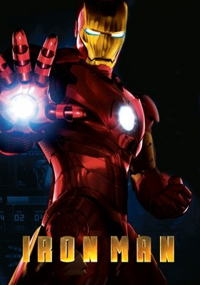 Iron Man movie poster (2008) poster MOV_210cb1fd