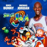 Space Jam movie poster (1996) picture MOV_210dd077
