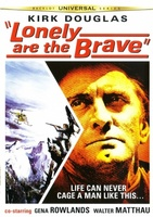 Lonely Are the Brave movie poster (1962) picture MOV_21124206