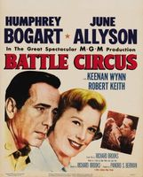 Battle Circus movie poster (1953) picture MOV_211701d4