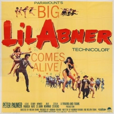 Li'l Abner movie poster (1959) poster MOV_2118e9c0