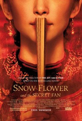 Snow Flower and the Secret Fan movie poster (2011) poster MOV_211bb7bc