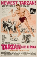 Tarzan Goes to India movie poster (1962) picture MOV_212105ab