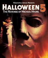 Halloween 5 movie poster (1989) picture MOV_2121903f