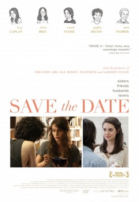 Save the Date movie poster (2012) poster MOV_212ab290