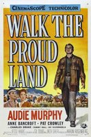 Walk the Proud Land movie poster (1956) picture MOV_212f58e5