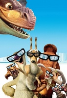 Ice Age: Dawn of the Dinosaurs movie poster (2009) picture MOV_21352aab